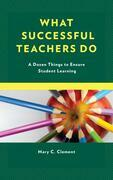 What Successful Teachers Do