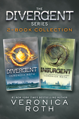 The Divergent Series 2-Book Collection