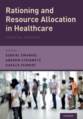 Rationing and Resource Allocation in Healthcare