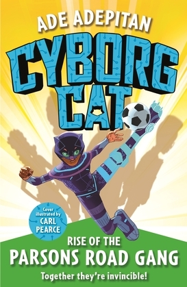 Ade's Amazing Ade-ventures: Battle of the Cyborg Cat