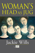 Woman's Head as Jug
