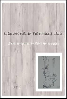 La Garce et le Maillon faible te disent : Merci !
