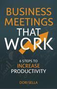 Business Meetings That Work