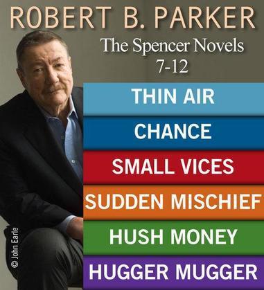 The Spenser Novels 22-27