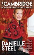 DANIELLE STEEL - The Cambridge Book of Essential Quotations