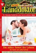 Der neue Landdoktor 70 – Arztroman