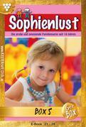 Sophienlust Jubiläumsbox 5 - Familienroman