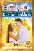 Kurfürstenklinik Jubiläumsbox 3 - Arztroman