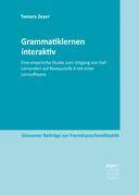 Grammatiklernen interaktiv