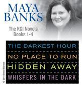 Maya Banks KGI series 1?4