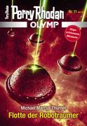 Olymp 11: Flotte der Robotraumer