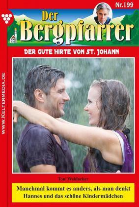 Der Bergpfarrer 199 – Heimatroman