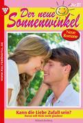 Der neue Sonnenwinkel 27 - Familienroman