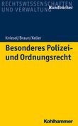 Besonderes Polizei- und Ordnungsrecht