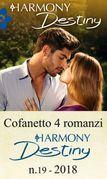 Cofanetto 4 romanzi Harmony Destiny - 19