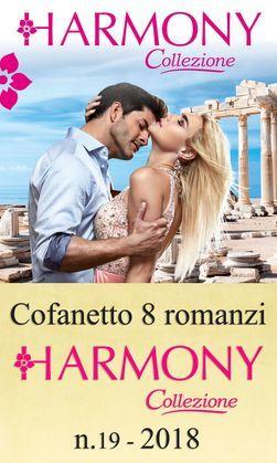 Cofanetto 8 romanzi Harmony Collezione - 19