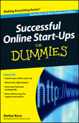 Successful Online Start-Ups For Dummies