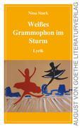 Weißes Grammophon im Sturm
