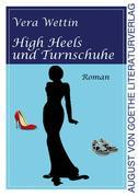 High Heels und Turnschuhe