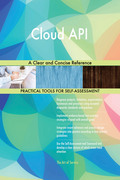 Cloud API A Clear and Concise Reference