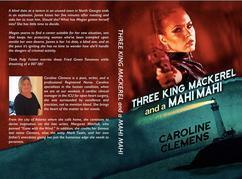 Three King Mackerel and a Mahi Mahi