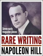 Rare Writing: Seven Early Magazine Pieces