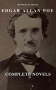 Edgar Allan Poe: Novelas Completas (MyBooks Classics): Berenice, El corazón delator, El escarabajo de oro, El gato negro, El pozo y el péndulo, El retrato oval... (MyBooks Classics)