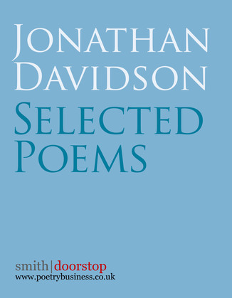 Jonathan Davidson: Selected Poems