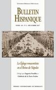 La Egloga renacentista en el Reino de Nápoles