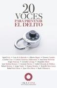 20 voces para prevenir el delito