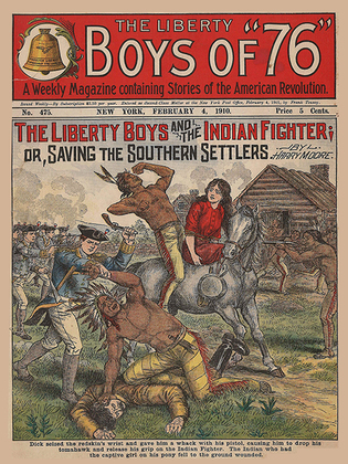The Liberty Boys and the Indian Fighter