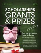 Scholarships, Grants & Prizes 2013