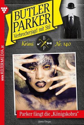 Butler Parker 140 - Kriminalroman