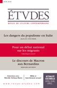 Etudes : pour un débat national sur les migrants