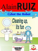 Cybot the Robot, cleaning up, its fun