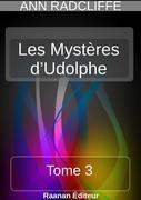 Les Mystères d'Udolphe 3