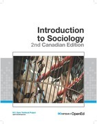 Introduction to Sociology, 2nd Canadian Edition