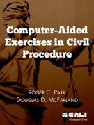 Computer-aided exercises in civil procedure