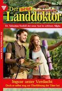 Der neue Landdoktor 71 - Arztroman