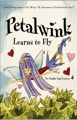 Petalwink Learns To Fly