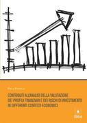 Contributi all'analisi della valutazione dei profili finanziari e dei rischi di investimento in differenti contesti economici