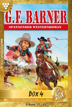 G.F. Barner Jubiläumsbox 4 - Western