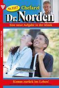 Chefarzt Dr. Norden 1117 – Arztroman