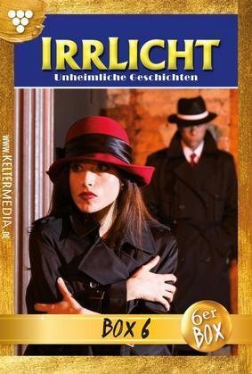 Irrlicht Jubiläumsbox 6 – Gruselroman