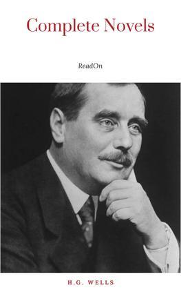 H.G. Wells Science Fiction Treasury: Six Complete Novels (Complete and Unabridged)