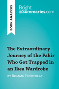 The Extraordinary Journey of the Fakir Who Got Trapped in an Ikea Wardrobe by Romain Puértolas (Book Analysis)