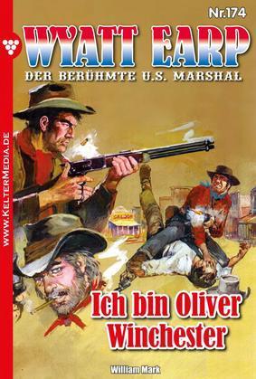 Wyatt Earp 174 - Western