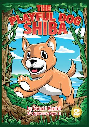 The Playful Dog Shiba