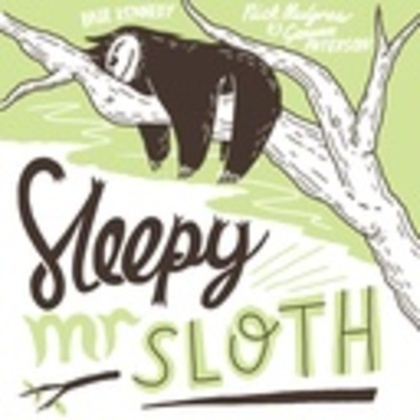 Sleepy Mr Sloth