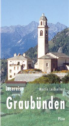 Lesereise Graubünden